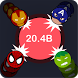Idle Balls Super Heroes by Vina Games