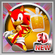 Sonic Adventure Rush by Games Pro DESPICA