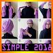 Tutorial Hijab Simpel 2018 by TsaqiifDev