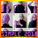 Tutorial Hijab Simpel 2018