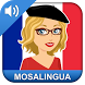 Learn French Free: Conversation, Vocabulary Course by MosaLingua Crea