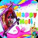 Happy Holi Photo Frame 2017 by iKrish Labs