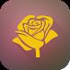 Lovely Rose 3D Locker Theme