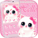 Cute kitty theme Pink by Beauty Die Marker