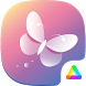 Best Theme - FREE Butterfly Wallpaper & Icons by Themes for Android Free