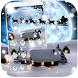 Silent Night Snow Christmas 2017 Theme by fancy themes