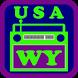 USA Wyoming Radio by GN Radio