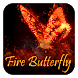 Butterfly and Fire Theme by New CM Launcher Theme