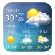 weather showing app by Weather Widget Theme Dev Team