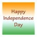 Happy Independence Day - India by Pratik Nandha