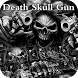 Hip Hop Hell Skull War Gun Theme Keyboard by cool theme and wallpapers
