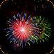 Fireworks! by Guns sound & Crack screen