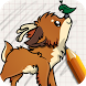 Draw Deers by Drawing Tale