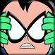 Robin Super Titans Go superhero Moto Racing by adventures game