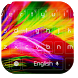 Abstract Glow Background by M Typewriter Theme Studio