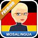 Learn German with MosaLingua by MosaLingua Crea