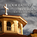 Our Lady of Lourdes Church by TheAppDevelopers.com