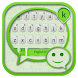 Keyboard Theme For Chat by Pretty Cool Keyboard Theme