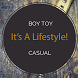 Casual Lifestyle Shopping App