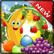 Sweet Fruit Candy Blast New! by Euis games