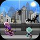 Alien Invasion: City Battle by DevX Soft