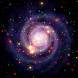 Galaxy Journey - Music Visualizer & Live Wallpaper by Mobile Visuals