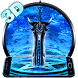 3D Ice Dragon Sword Theme by Elegant Theme