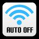 WiFi Auto Turn Off by shinji