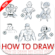 How to draw by devlopermolka