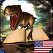 Encyclopedia dinosaurs - ancient reptiles VR & AR by LvlApp studio