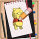 How to Draw Winnie the Pooh by How to Drawing Tutorials