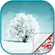 Winter Snow Live Wallpaper by Visual Arts