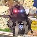 Flying Police Robot Cop Car : City Wars by Game Kraft Studios