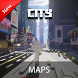 City Minecraft Maps by Cool MineApps