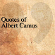 Quotes of Albert Camus by DeveloperTR