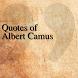 Quotes of Albert Camus