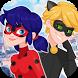 Ladybug and Cat Noir Dress up by MRAKApps