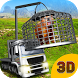 Animal Transporting Crane 3D by BrosGames