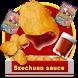 Szechuan Sauce Keyboard by Keyboard Design Paradise