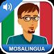 Learn Italian by MosaLingua Crea