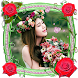 Flower Photo Frame 2018 - Rose Photo Frame 2018 by Android Hunt