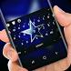 Cowboys Wallpaper Blue Silver Star Keyboard Theme by Super Hot Theme Studio 2018