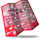 Pink ladybugs Keyboard Design by Cool emojis themes