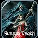 Dark Angel Summon Death by alicejia2017