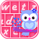 Cute Owl Emoji Keyboard by Cutify My Mobile