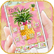 Flamingo Pineapple Fruit Theme by ChickenAnt Themes