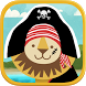 Kids Pirate Puzzle Game by Scott Adelman Apps Inc