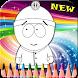 Coloring Sout Park by Diamo apps