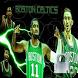 Boston Celtics Lock Screen 4K by dev lock