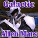 Galactic Alien Mars Online by Mentolatux